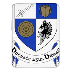 County Monaghan Coat Of Arms  Samsung Galaxy Tab 3 (10 1 ) P5200 Hardshell Case