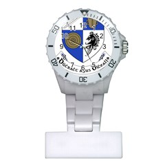 County Monaghan Coat of Arms  Plastic Nurses Watch
