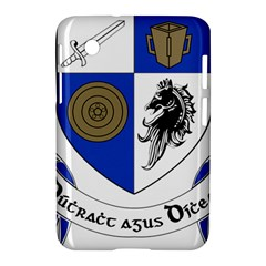 County Monaghan Coat of Arms  Samsung Galaxy Tab 2 (7 ) P3100 Hardshell Case
