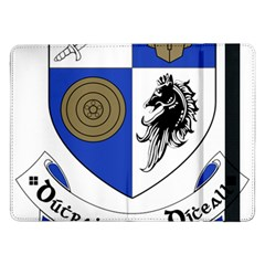 County Monaghan Coat of Arms  Samsung Galaxy Tab Pro 12.2  Flip Case