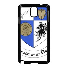 County Monaghan Coat of Arms  Samsung Galaxy Note 3 Neo Hardshell Case (Black)