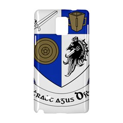 County Monaghan Coat of Arms  Samsung Galaxy Note 4 Hardshell Case