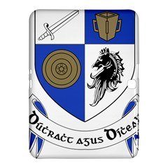 County Monaghan Coat of Arms  Samsung Galaxy Tab 4 (10.1 ) Hardshell Case
