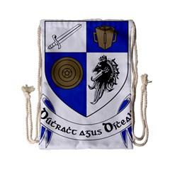 County Monaghan Coat of Arms  Drawstring Bag (Small)