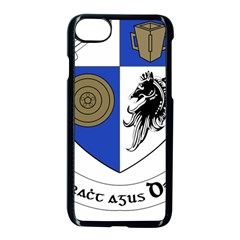 County Monaghan Coat of Arms  Apple iPhone 7 Seamless Case (Black)