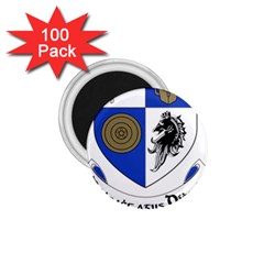 County Monaghan Coat of Arms 1.75  Magnets (100 pack)