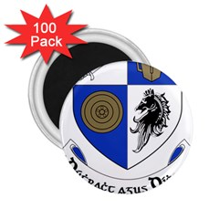 County Monaghan Coat of Arms 2.25  Magnets (100 pack)
