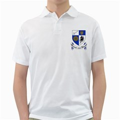 County Monaghan Coat of Arms Golf Shirts