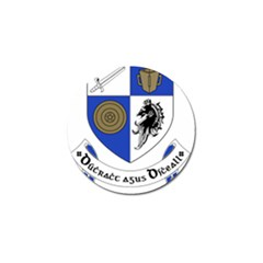 County Monaghan Coat of Arms Golf Ball Marker (4 pack)