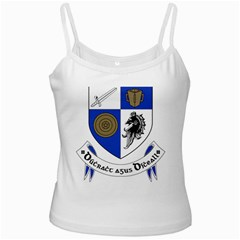 County Monaghan Coat of Arms Ladies Camisoles