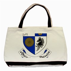 County Monaghan Coat of Arms Basic Tote Bag (Two Sides)