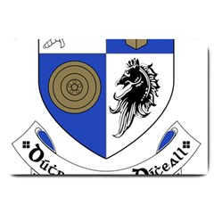 County Monaghan Coat of Arms Large Doormat