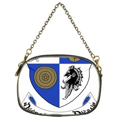 County Monaghan Coat of Arms Chain Purses (One Side)