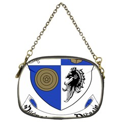 County Monaghan Coat of Arms Chain Purses (Two Sides)