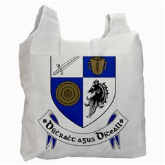 County Monaghan Coat of Arms Recycle Bag (One Side)