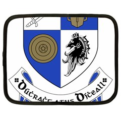 County Monaghan Coat of Arms Netbook Case (XL)