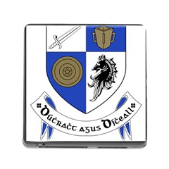 County Monaghan Coat of Arms Memory Card Reader (Square)
