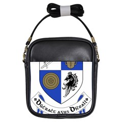 County Monaghan Coat of Arms Girls Sling Bags