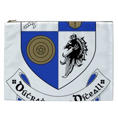 County Monaghan Coat of Arms Cosmetic Bag (XXL)