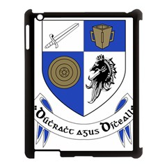County Monaghan Coat of Arms Apple iPad 3/4 Case (Black)