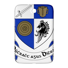 County Monaghan Coat of Arms Samsung Galaxy Note 8.0 N5100 Hardshell Case