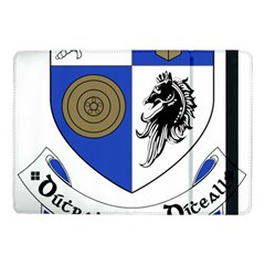 County Monaghan Coat of Arms Samsung Galaxy Tab Pro 10.1  Flip Case