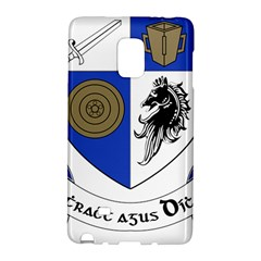 County Monaghan Coat of Arms Galaxy Note Edge