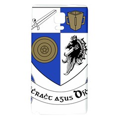 County Monaghan Coat of Arms Galaxy Note 4 Back Case