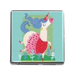 Unicorn Memory Card Reader (Square)