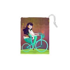 Bikeride Drawstring Pouches (XS)