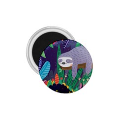 Sloth in nature 1.75  Magnets