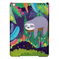 Sloth In Nature Ipad Air Hardshell Cases