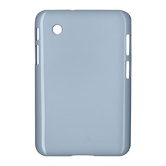 Pastel Color - Light Azureish Gray Samsung Galaxy Tab 2 (7 ) P3100 Hardshell Case