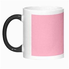 Pastel Color - Pale Crimson Morph Mugs