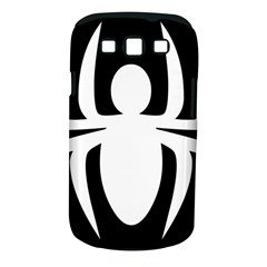 White Spider Samsung Galaxy S III Classic Hardshell Case (PC+Silicone)