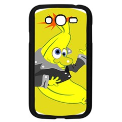 Funny Cartoon Punk Banana Illustration Samsung Galaxy Grand DUOS I9082 Case (Black)