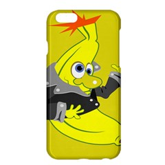 Funny Cartoon Punk Banana Illustration Apple iPhone 6 Plus/6S Plus Hardshell Case
