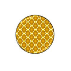 Snake Abstract Pattern Hat Clip Ball Marker