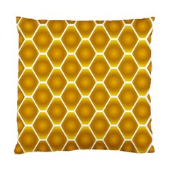 Snake Abstract Pattern Standard Cushion Case (Two Sides)