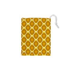Snake Abstract Pattern Drawstring Pouches (XS)