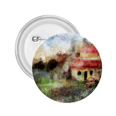 Old Spanish Village 2.25  Buttons