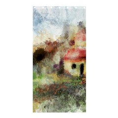Old Spanish Village Shower Curtain 36  X 72  (stall)