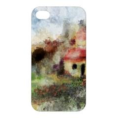 Old Spanish Village Apple iPhone 4/4S Hardshell Case