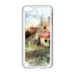 Old Spanish Village Apple iPod Touch 5 Case (White)