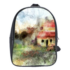 Old Spanish Village School Bags (XL)