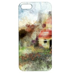 Old Spanish Village Apple Iphone 5 Hardshell Case With Stand