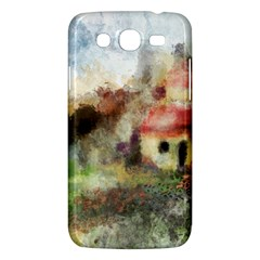 Old Spanish Village Samsung Galaxy Mega 5 8 I9152 Hardshell Case