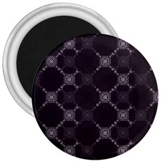 Abstract Seamless Pattern Background 3  Magnets