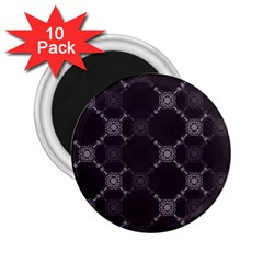 Abstract Seamless Pattern Background 2.25  Magnets (10 pack)