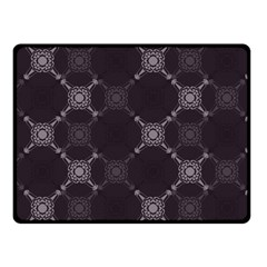 Abstract Seamless Pattern Background Fleece Blanket (Small)